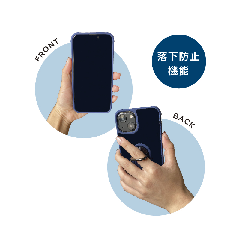 落下防止リング付き iPhone case-05
